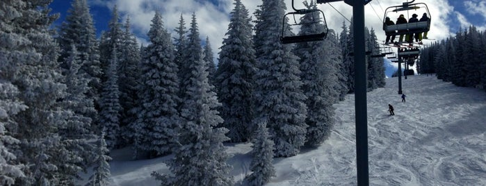 Vail Mountain is one of Top picks for Ski Areas.