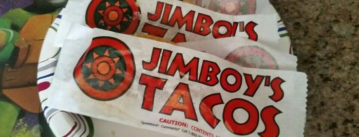 Jimboy's Tacos is one of Favorite Food.