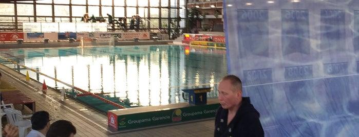 Kőér Utcai Sportuszoda is one of 1.