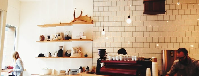 Matchstick Coffee Roasters is one of Independent Coffee in Vancouver.