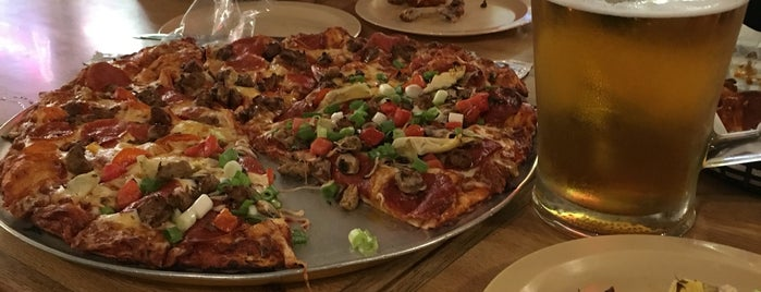 Round Table Pizza is one of Restaurant.com Dining Tips in Los Angeles.