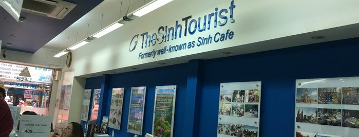 The Sinhtourist is one of Khu Tây Balo.