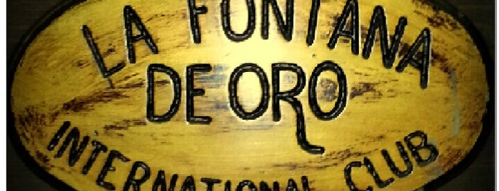 La Fontana de Oro is one of Must-visit Nightlife Spots in Madrid.