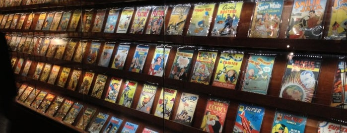 Geppi's Entertainment Museum is one of Museums in Baltimore, MD.