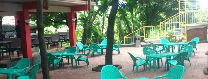 Selasih Restoran Taman is one of Food Spots @Bandung.