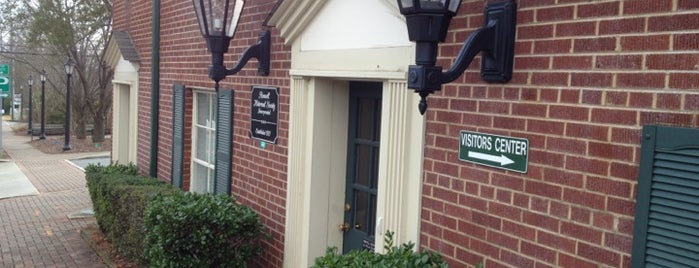 Roswell Ghost Tour is one of Members of the Roswell BA.
