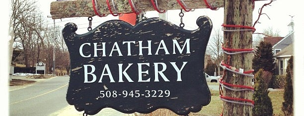 Chatham Bakery is one of Columbia Expedition 3 WGBH Series.