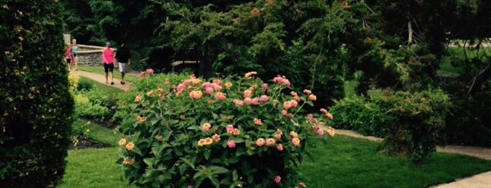 Shakespearean Gardens is one of Stratford To-dos.