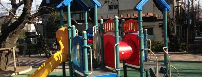 小山台公園 is one of 公園.