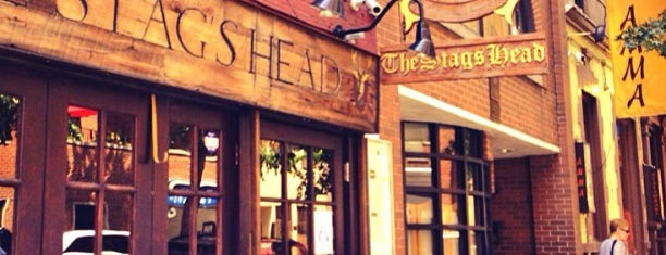 The Stag's Head is one of Drink Outside NYC.