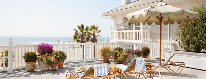 Shutters On The Beach is one of LA food and drknks.