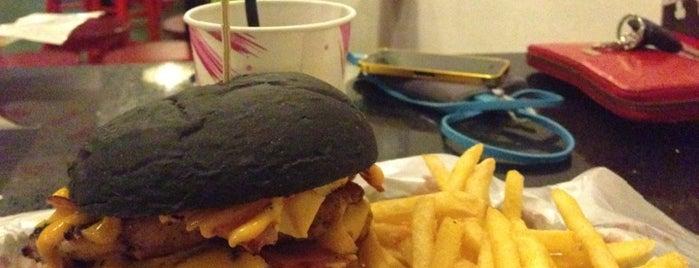 New York Burger is one of Burgers @ Penang.