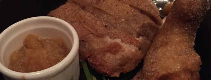 Bistronomique is one of Hk fav restaurant list.