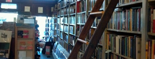 Poor Richard's Books is one of Special places 2012.