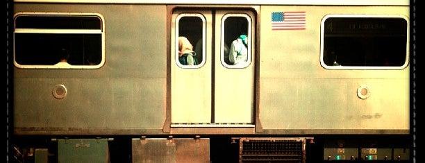 MTA Subway - 4 Train is one of NY - MTA Subway Trains.