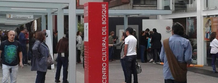 Centro Cultural del Bosque is one of Editor's Choice.