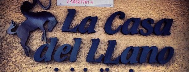 La Casa del Llano is one of Comida.