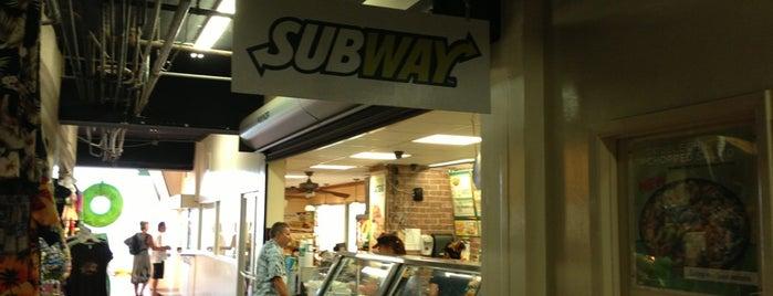 Waikiki Shore Subway is one of Favorites, Waikiki.