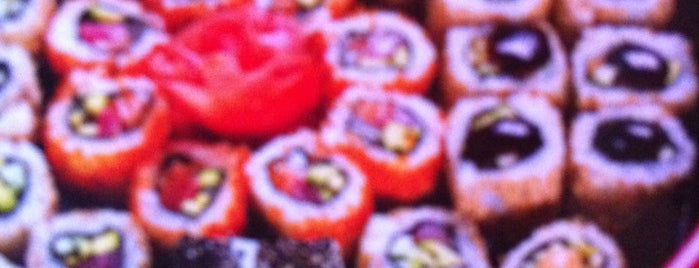 Мураками / Murakami is one of Sushi. Kyiv. Японская кухня.