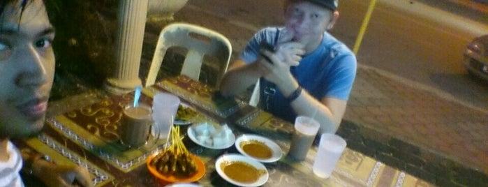 Restoran Satay Lina is one of @Hulu Terengganu.