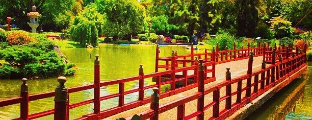 Jardín Japonés is one of Argentina.