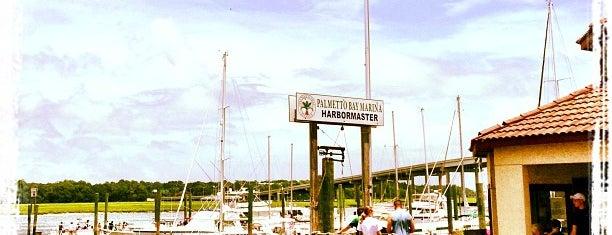 Black Marlin Bayside Grill is one of nom nom nom.