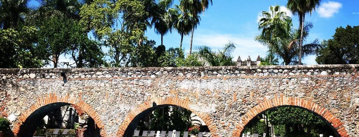 hacienda vista hermosa is one of faves.