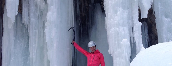 Ouray Ice Park is one of Colorado Tourism.