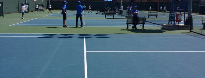 Linder Stadium At Ring Tennis Complex is one of Gator Nation secrets.