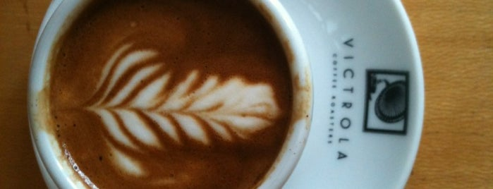 Victrola Cafe and Roastery is one of Top 10 Best Cups of Coffee in Seattle.