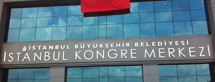 Istanbul Congress Center is one of Stars of İstanbul.