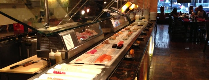 POC American Fusion Buffet & Sushi is one of Miami City Guide.