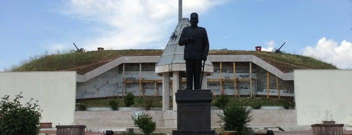 Şükrü Paşa Anıtı is one of gzlll.