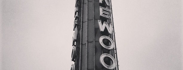 Lakewood Theater is one of Dallas Outings.