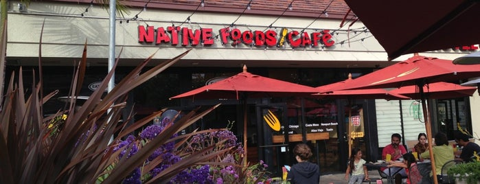 Native Foods is one of Los Angeles.