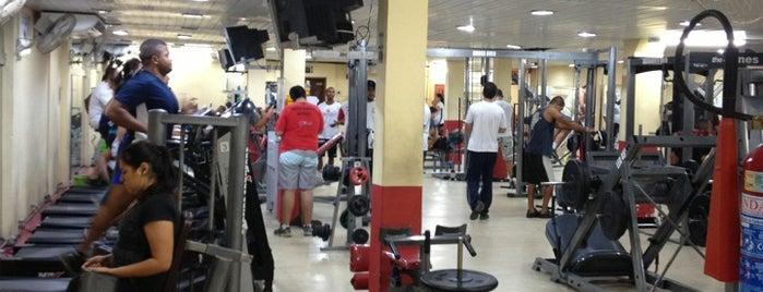 Academia Adrenalina Fitness is one of Servicos Recomendados.