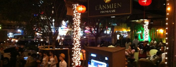 L'anmien Dining Cafe is one of Sai Gon list.
