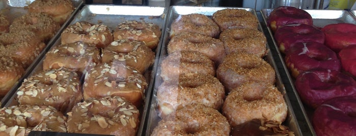 Dough is one of The Best Doughnuts in NY.