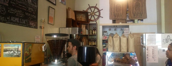 Tugboat Tea Company is one of New York.
