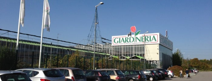 Giardineria is one of Magenta 1/2.