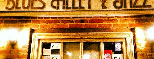 Blues Alley is one of Members.