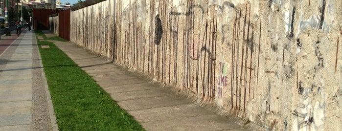 Gedenkstätte Berliner Mauer is one of Berlin, must see!.