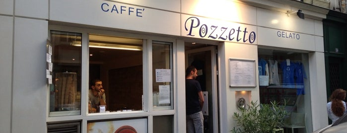 Pozzetto is one of Pastries, Bread and Cheese in Paris.