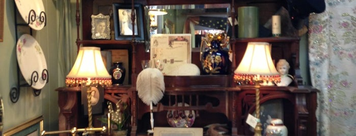 The Curiosity Shoppe is one of Vintage and Antique in Lancaster County.