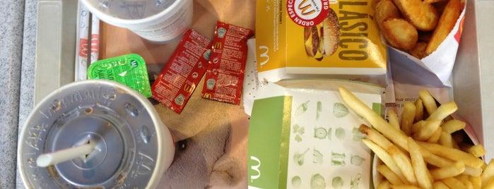 McDonald's is one of Mis favoritos de Vigo.