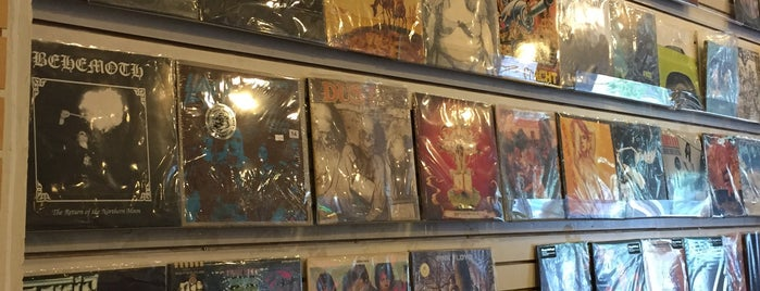 Zions Gate Records is one of Record Stores To Remember.
