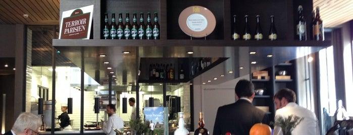 Terroir Parisien is one of Paris.