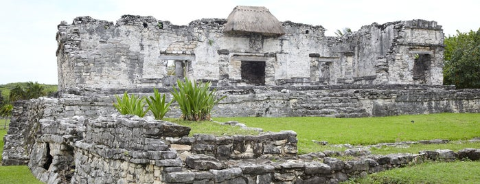 Zona Arqueológica de Tulum is one of T+L's Guide to Stylish Tulum, Mexico.
