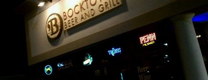 Bocktown Beer and Grill is one of Pittsburgh Craft Beer.