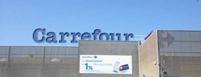 Carrefour is one of Alex.